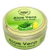 Aloe Vera And Citrus Face Mask